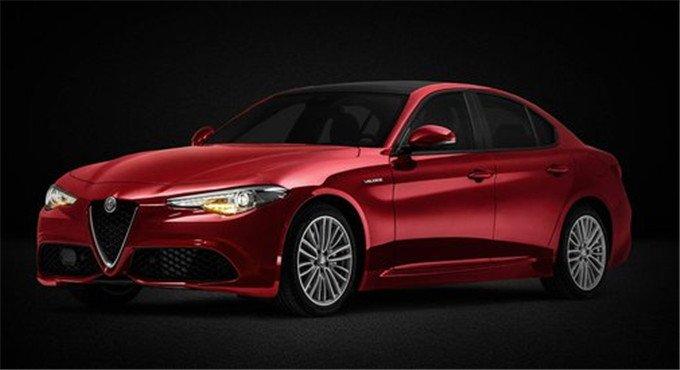 阿尔法罗密欧全新进口Giulia豪华运动轿车荣获设计大奖