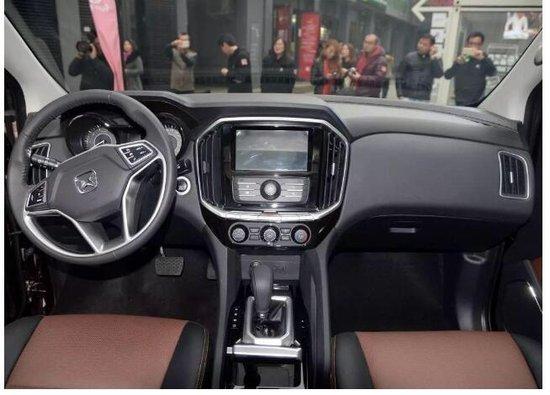 有一种父爱叫硬派 江铃驭胜S350四驱柴油版上市 售价16.28万元起