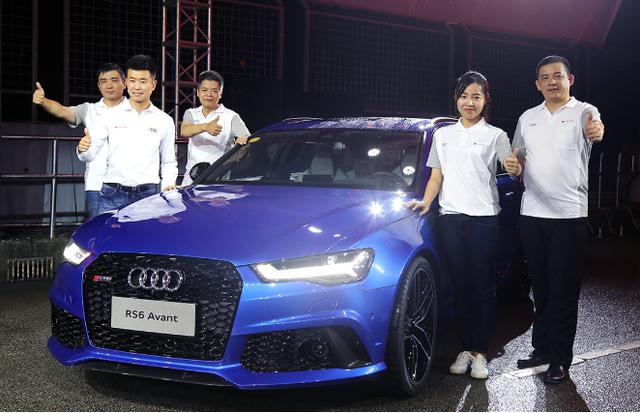 2016 Audi Sport南部区赛道体验活动激擎上演 汽车殿堂
