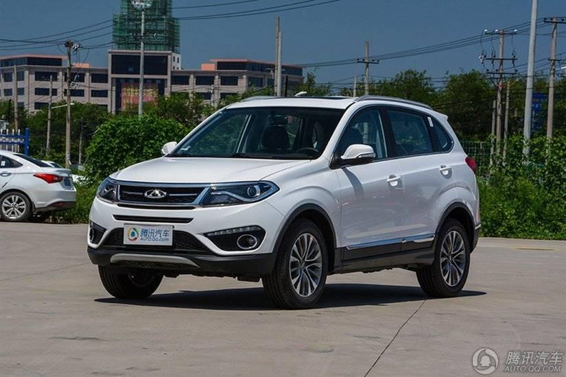 [腾讯行情]芜湖 奇瑞瑞虎5购车优惠8000元