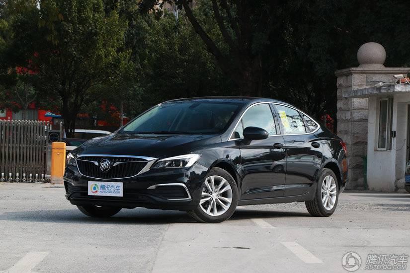 [腾讯行情]无锡 威朗部分车型优惠4.1万