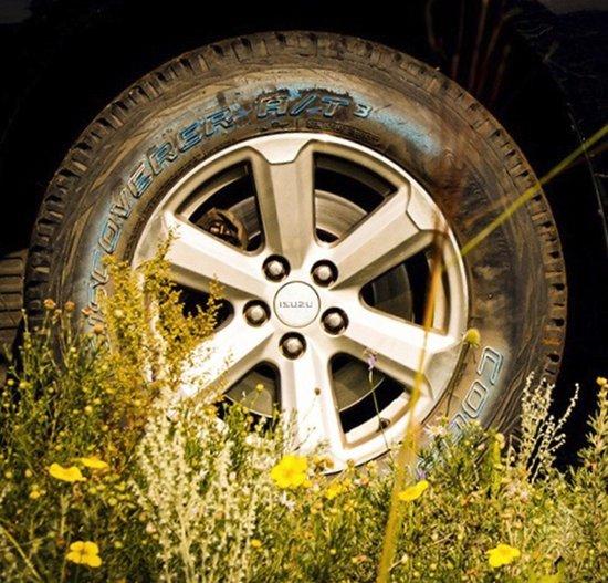 固铂轮胎探索人类未至之境