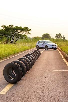 "Cooper CS4 TOUNRING PLUS喜获2018中国""胎""度及CCPC量产车型原配轮胎滚动阻力项目SUV组别冠军"