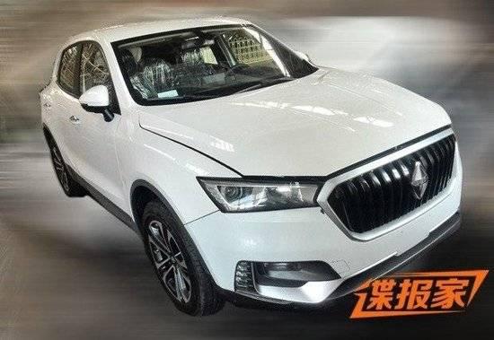 宝沃BX5量产版11月首发 定位紧凑型SUV