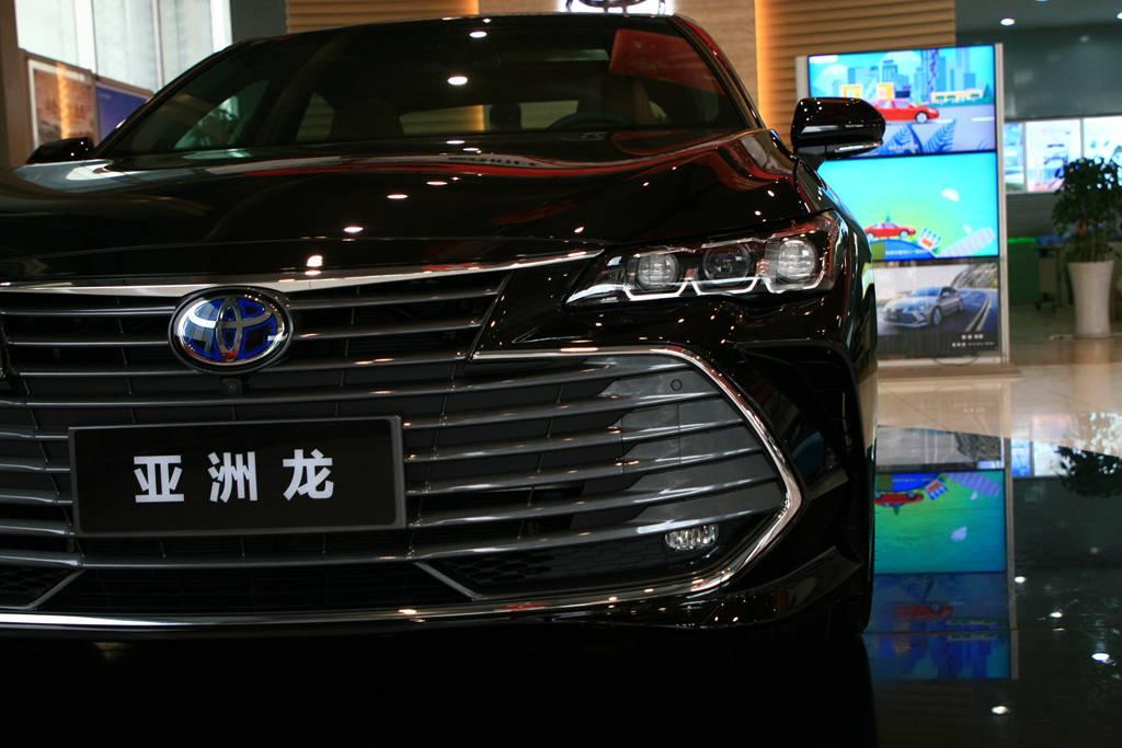 无限接近雷克萨斯ES的丰田车 新亚洲龙了解一下?