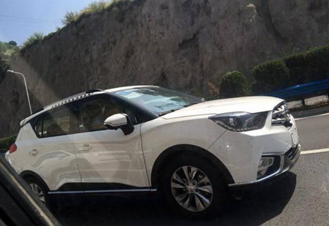 海马S3将2017年春节前后上市 个性小型SUV