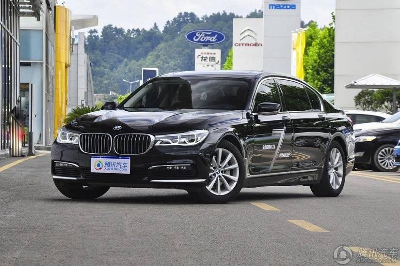 [腾讯行情]无锡 宝马7系购车优惠23.86万