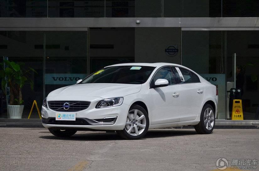 [腾讯行情]无锡 沃尔沃S60L让利6.5万元