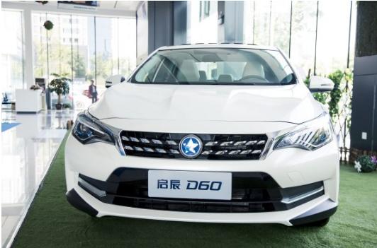 综合实力强劲 高品质智联轿车启辰D60