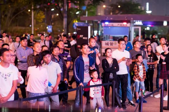 2019别克S弯驾控体验营 9AT限时游戏厅广州站震撼来袭!