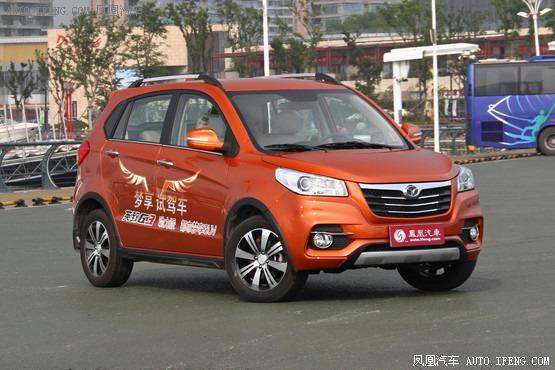 盘点将上市自主小型SUV 最低仅5万起