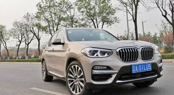 全新BMW X3可靠的驾驶伙伴