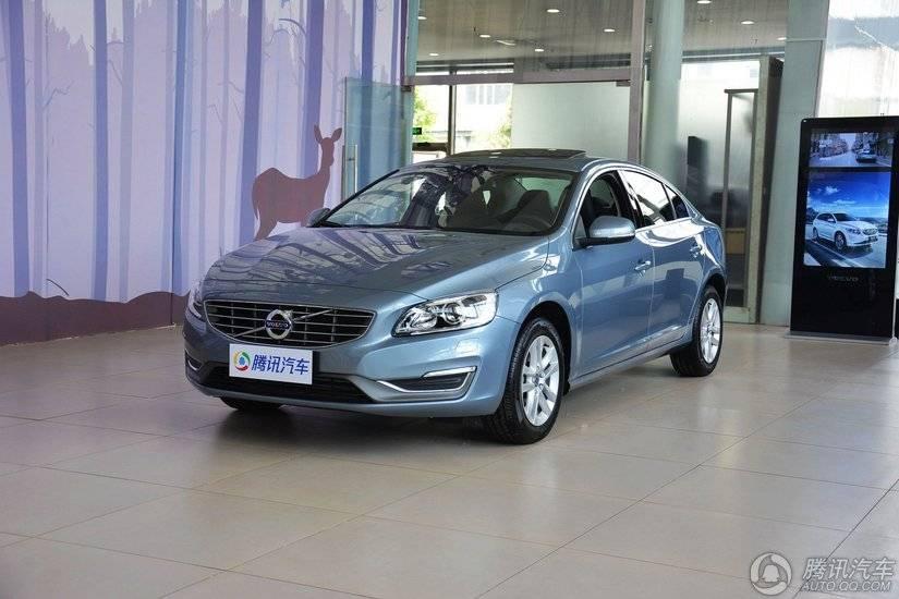 [腾讯行情]西安 沃尔沃S60L优惠达8.49万