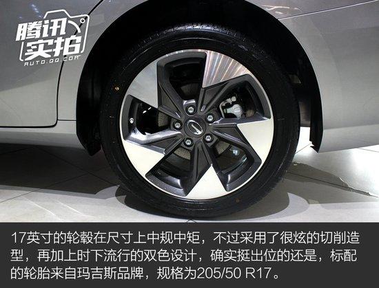 进阶梦想 实拍品质家轿广汽传祺GA4