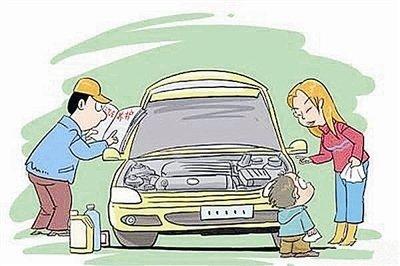 汽车橡胶件维护 轮胎和皮带