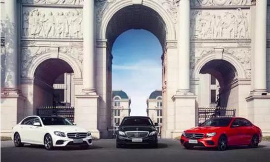 天道酬勤 荣耀再临 梅赛德斯-奔驰再度问鼎全球豪华车市场