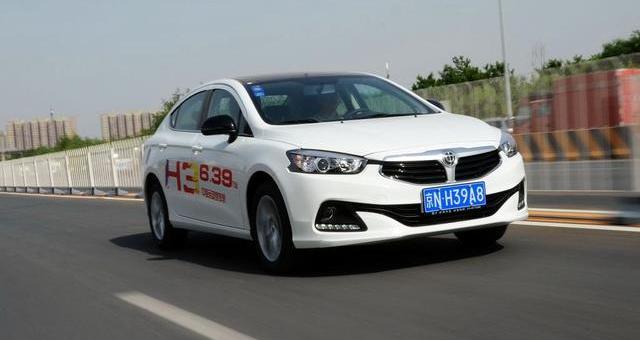 均衡的务实派 试驾中华H3 1.5L自动豪华型
