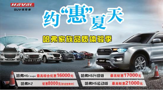 襄阳哈弗百城千展第一季车展完美落幕,现场销售火爆!
