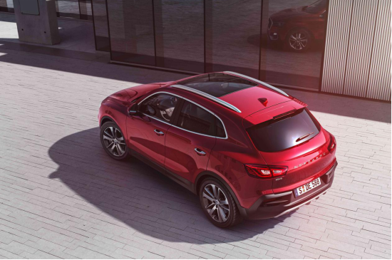 德国宝沃BX5新推风尚Plus型 德系同级唯一全景天窗