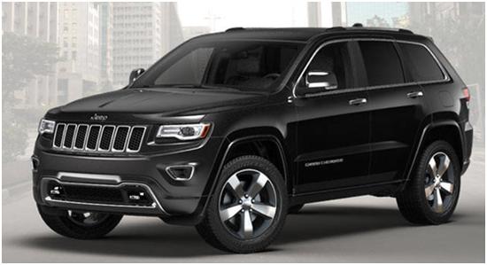 Jeep大切诺基总有一款是你想要的