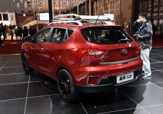 新小型SUV 江淮瑞风S2将于第三季度上市