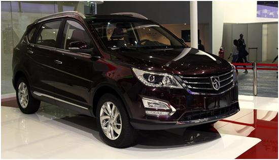 10万元级热门SUV推荐 启辰T70X与宝骏560