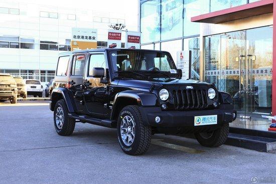 """Jeep 三八""""女王节""""双零行动 0首付0利率"""