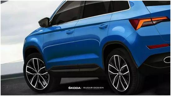 斯柯达7座SUV即将登场