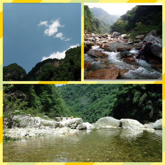 避暑纳凉,7月2日斯巴鲁谷城班河自驾游招募中