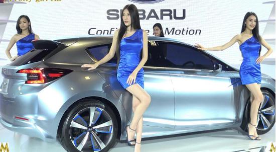 新车发布、钜惠豪礼尽在斯巴鲁 5月13日-15日准时开启!