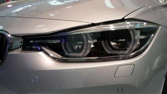 外观/动力变化 宝马新款3系/M3实车发布