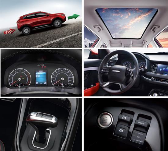 售8.38万-10.28万元 未来范SUV哈弗H2s领潮上市