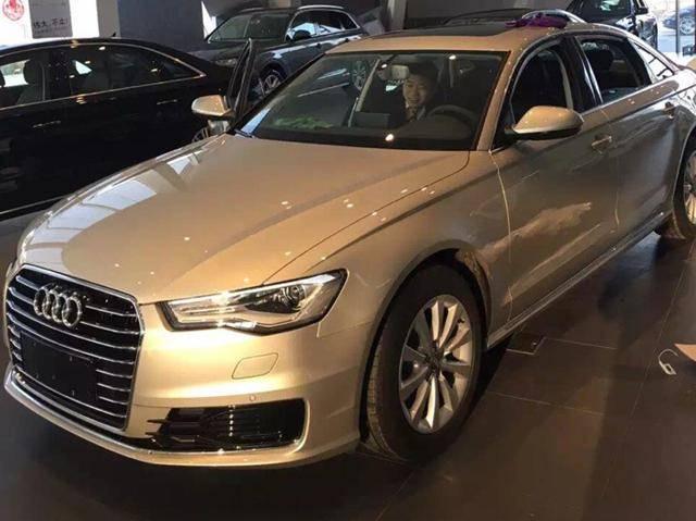奥迪新款A6L将1月22日上市 换1.8T发动机