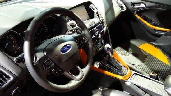 福特全新福克斯正式上市 售价11.38万起