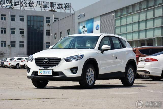[腾讯行情]孝感 马自达CX-5售价16.98万起