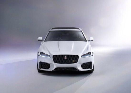 车身更长更轻 捷豹全新一代XF官图发布