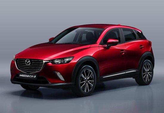 Mazda CX-3正式入华 广州车展长安马自达看点多多