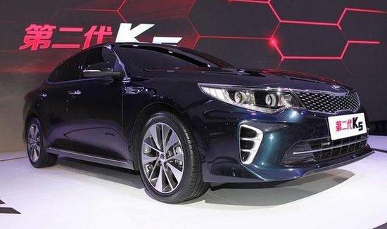 国产全新K5将10月13日上市 2种外观/3款动力