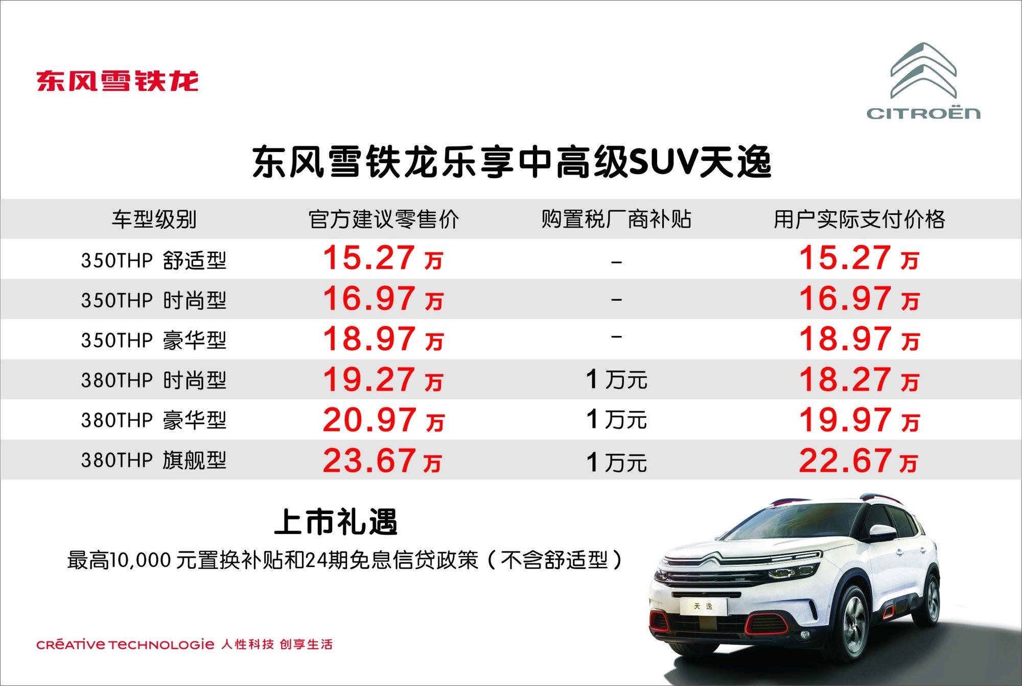 """订单超4000台,巧借""""东风"""",雪铁龙天逸终于""""搭对车"""""""