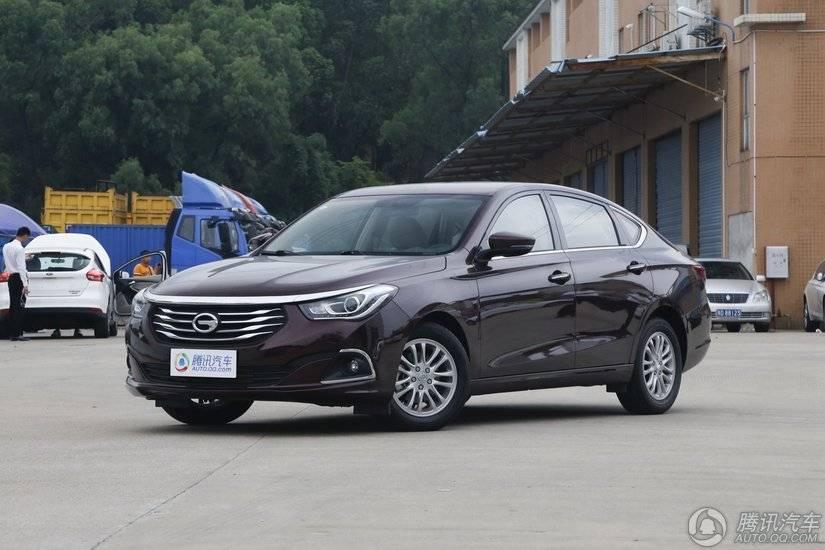 [腾讯行情]邢台 传祺GA6 购车优惠1.2万