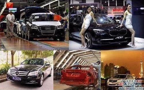 中国豪华车品牌5月销量排行榜:奔驰超过宝马