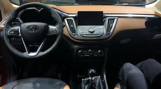 东南首款SUV车型DX7上海车展首发亮相高清图片