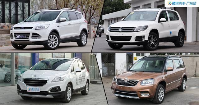 节油耐用:20万内涡轮增压SUV推荐