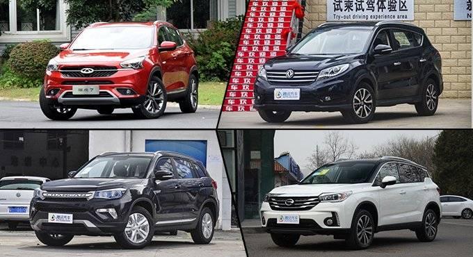 [导购]国产SUV 传祺GS4/瑞虎7等降1.5万元