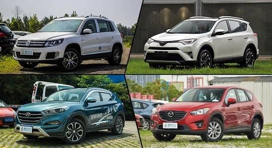 [导购]品牌主力军 途观/RAV4荣放等SUV降3.9万