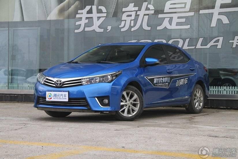 [腾讯行情]阳江 卡罗拉购车优惠1.2万元