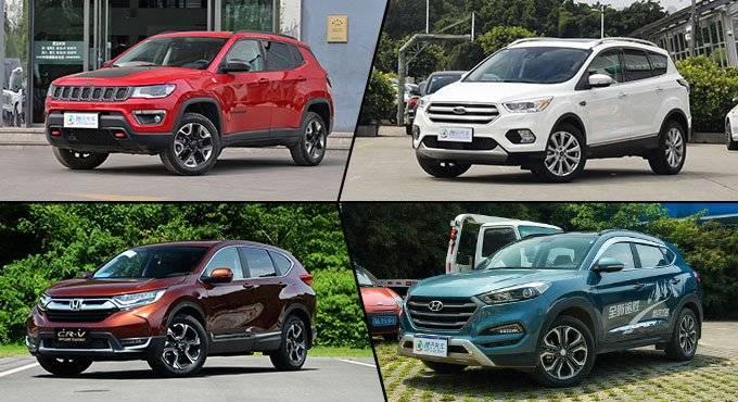 [导购]SUV市场占比不断攀升 CR-V/翼虎等降3万