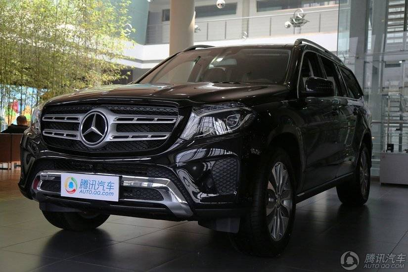 [腾讯行情]扬州 奔驰GLS售价107.6万元起