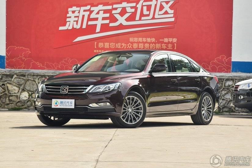 [腾讯行情]扬州 众泰Z700目前9.98万起售