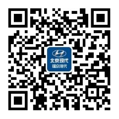 北京现代二维码